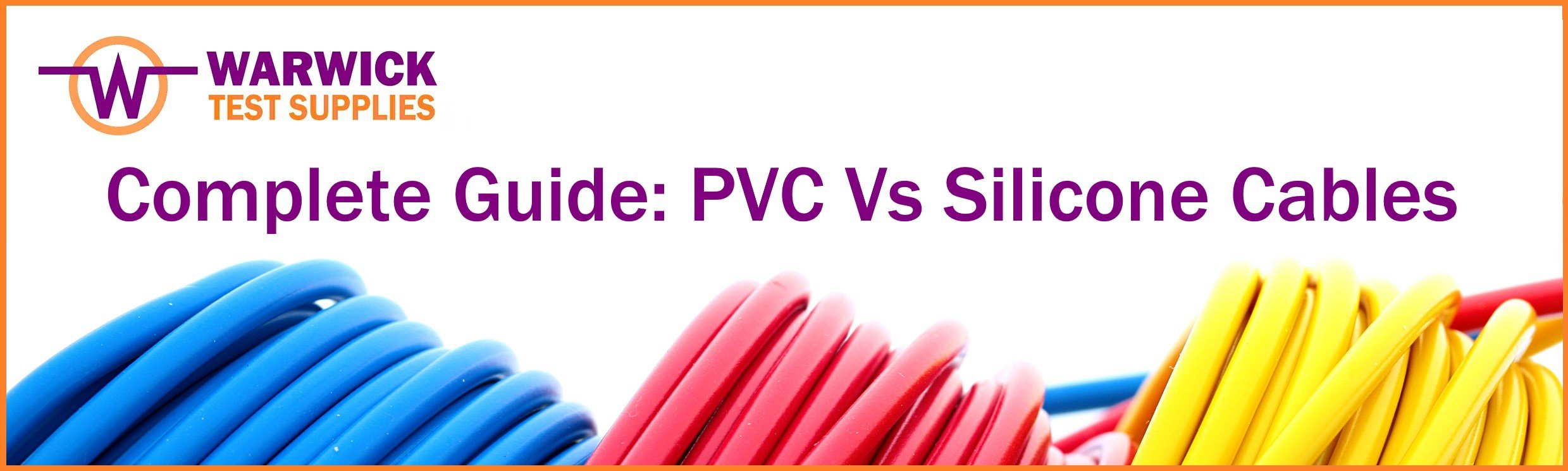 PVC and Silicone Cable
